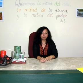 Entrevista con candidata presidencial paraguaya Lilian Soto