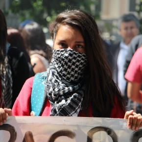 Por el derecho de estudiar en Chile